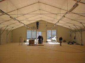 Lagerhalle renovieren
